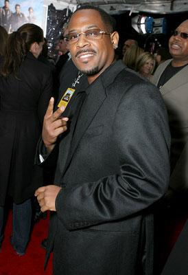Martin Lawrence at the Los Angeles premiere of Touchstone Pictures' Wild Hogs