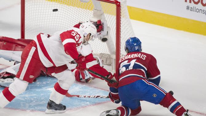 Desharnais scores in OT to give Montreal 2-1 win