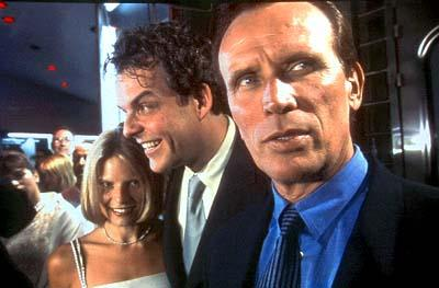 Lisa Enos , Danny Huston and Peter Weller in Artistic License Films' ivans xtc.