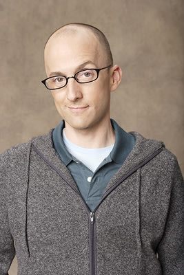 "Jim Rash ABC's ""Help Me Help You"""