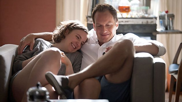 Lena Explains 'Girls' Romance With Patrick Wilson