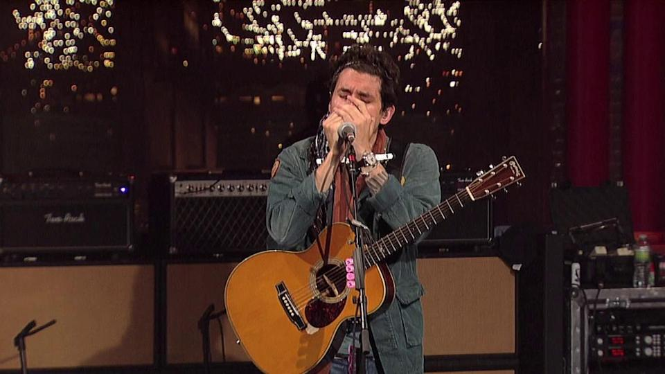 Born and Raised (Live on Letterman)