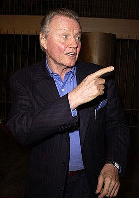 Jon Voight at the Hollywood premiere of Life as a House