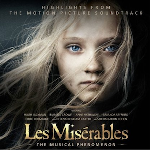 'Les Miserables' Tops Billboard Soundtracks Chart