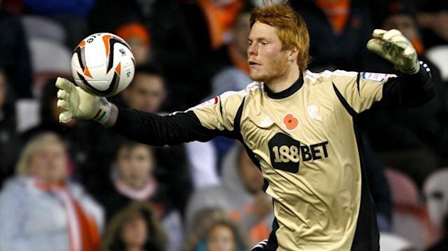 Adam Bogdan, Bolton Wanderers goalkeeper (PA Photos)