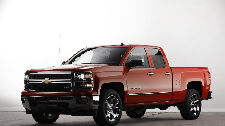 2014 Silverado: Chevy's new truck is refined
