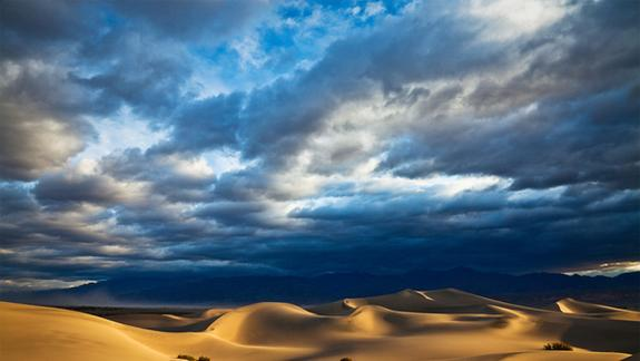 Death Valley: 100 Years As Earth's Hottest Spot