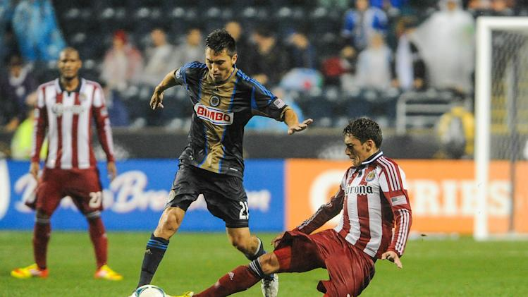 MLS: Chivas USA at Philadelphia Union