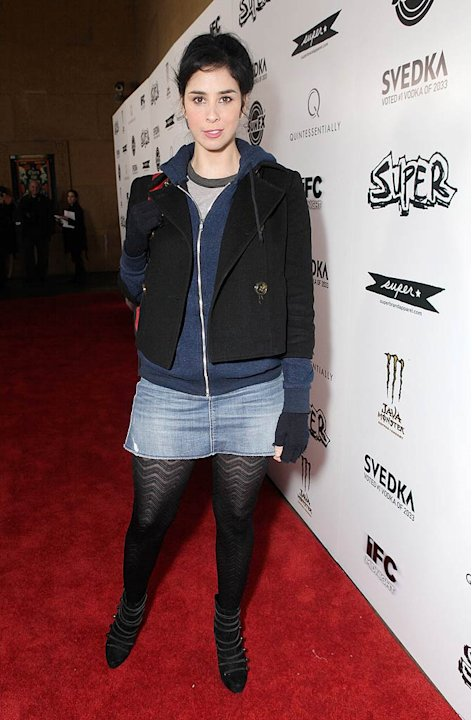 Sarah Silverman Super Premiere
