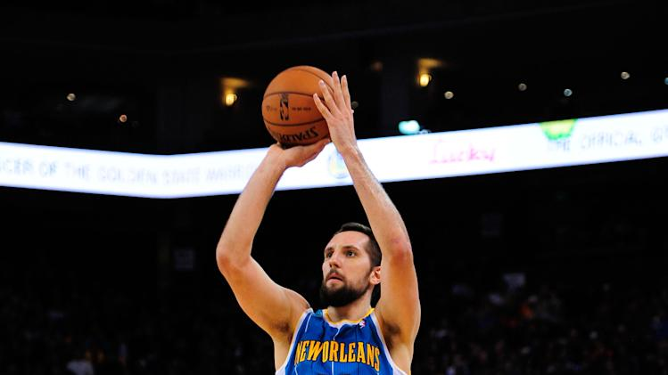 NBA: New Orleans Hornets at Golden State Warriors
