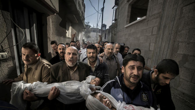 Swedish photographer wins World Press Photo award