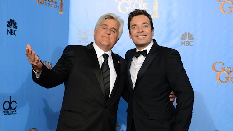 Jay and Jimmy team to sing of 'Tonight' turmoil