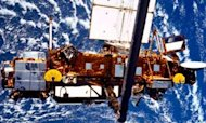 Debris From Nasa Satellite Could Hit US