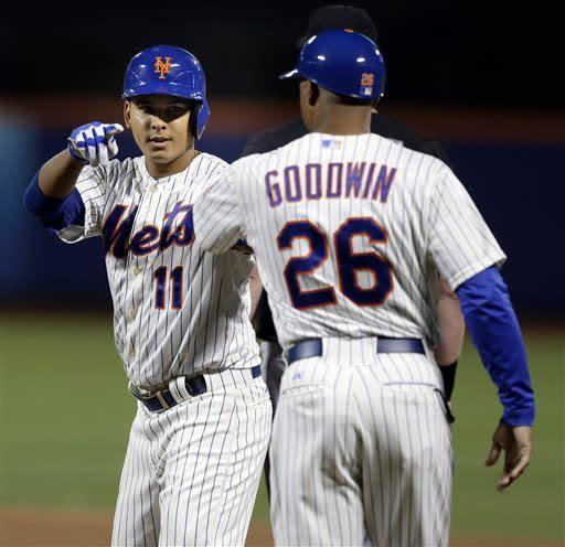 Harvey dominant thru 9, Mets beat Chisox 1-0 in 10