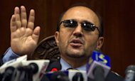Top Afghan Banker Flees 'In Fear Of Life'