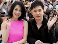 Carina Lau denies rumours of marriage trouble