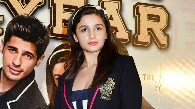 Alia the new star