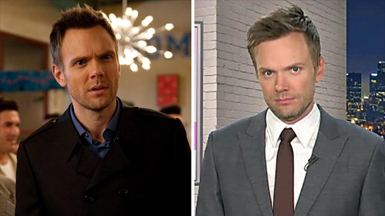 "Joel McHale: ""Community"" and ""The Soup"""