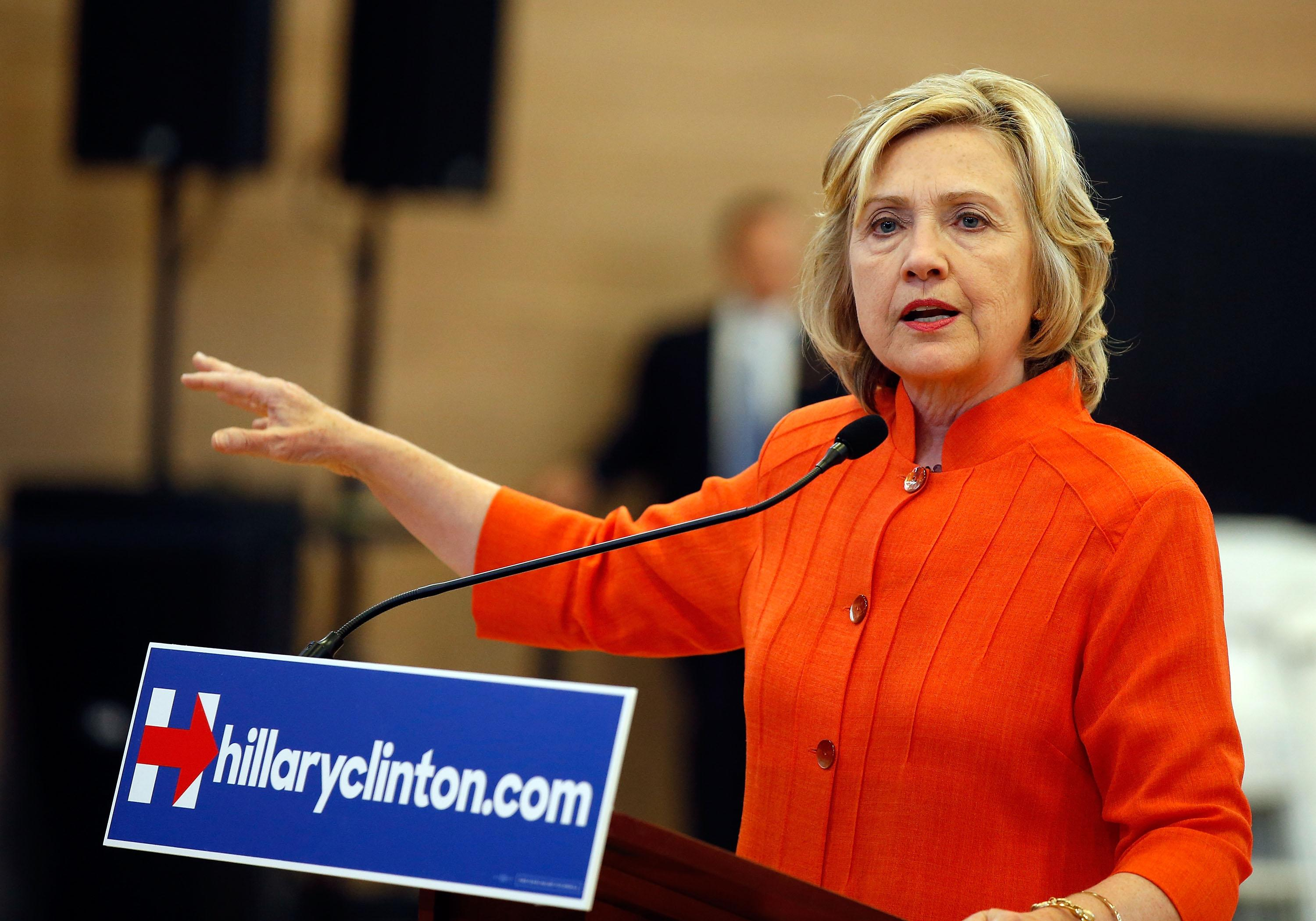 Hillary Clinton Adds Second Hollywood Fundraiser To September 27 Visit – Update