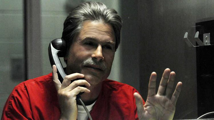"Rob Lowe stars as Drew Peterson in ""Drew Peterson: Untouchable."""