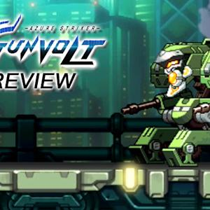 Azure Striker: Gunvolt - Review