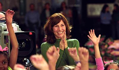 Catherine Keener in Warner Brothers' Death To Smoochy