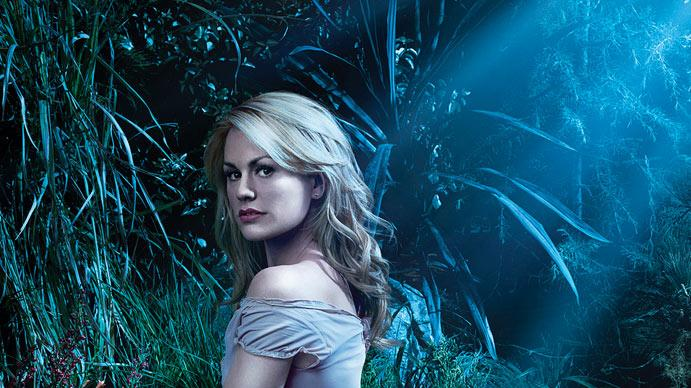 "Anna Paquin stars as Sookie Stackhouse in ""True Blood."""