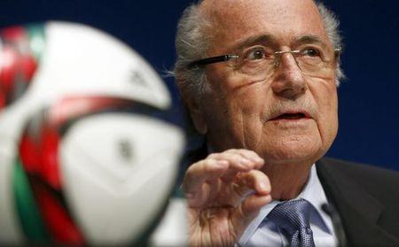 FIFA's Blatter promises to root out any wrongdoing