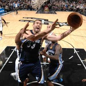 Play of the Day: Marc Gasol