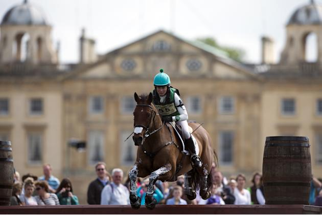BRITAIN-BADMINTON-HORSE-TRIALS