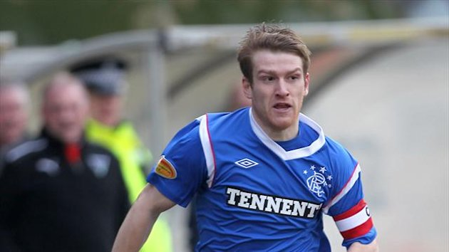 Steven Davis left Rangers for Southampton in the summer