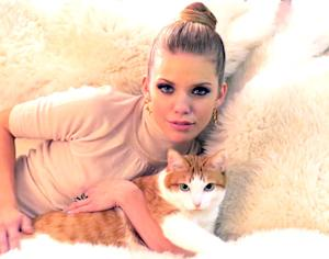 AnnaLynne McCord Hosts First-Ever Catdance Film Festival