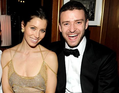 Justin Timberlake, Jessica Biel Throw Pre-Wedding Beach Bash in Italy