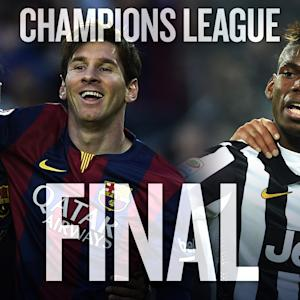 2015 Finals Preview: Barcelona vs. Juventus