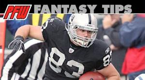 Week 10 fantasy tips: TEs