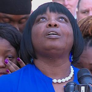 Mother Of Man Murdered By Aaron Hernandez On The Verdict