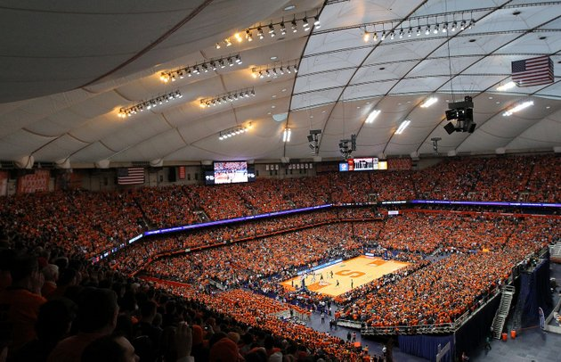Syracuse Decides Not To Move Its Basketball Floor To