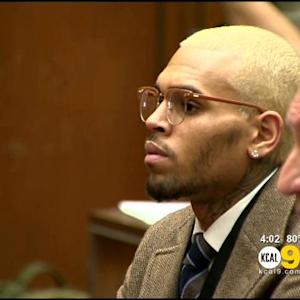 Judge Revokes Probation For Singer Chris Brown