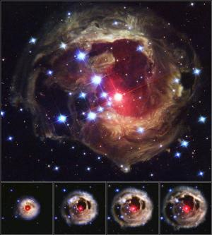 Mystery of Strange Star Outbursts May Be Solved