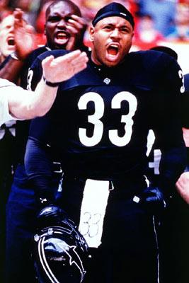 LL Cool J in Warner Brothers' Any Given Sunday