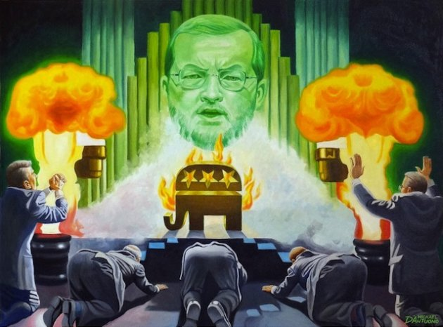 Behind the curtain of the Great and Powerful Grover Norquist