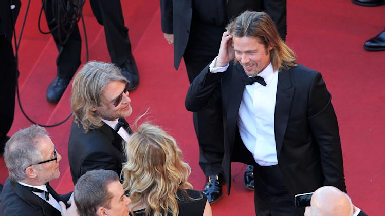 """Killing Them Softly"" Premiere - 65th Annual Cannes Film Festival"