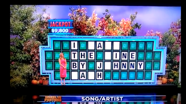The Worst 'Wheel of Fortune' Player Ever