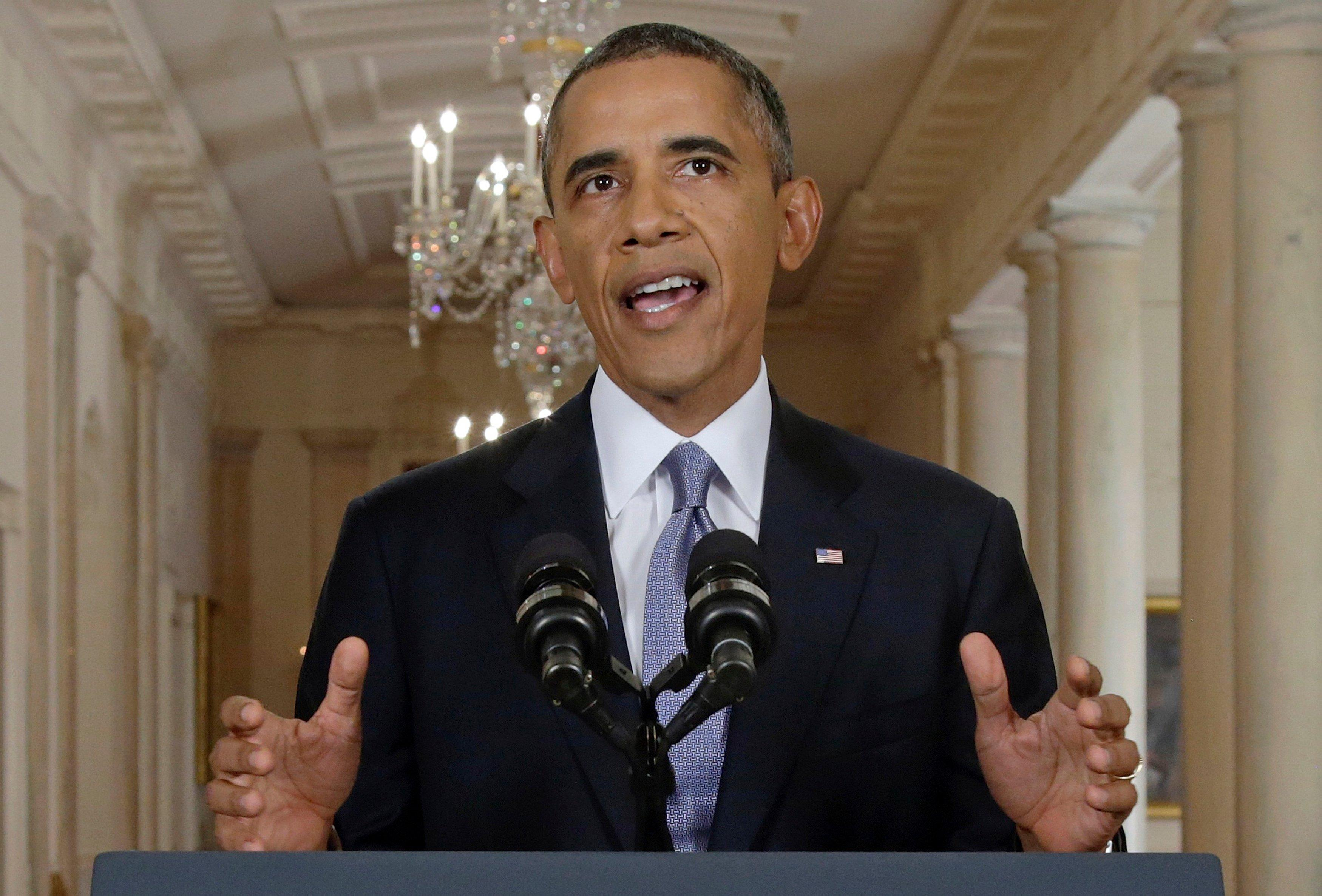 Obama Rewrites His Syria Plan, but Is It a Strategy?