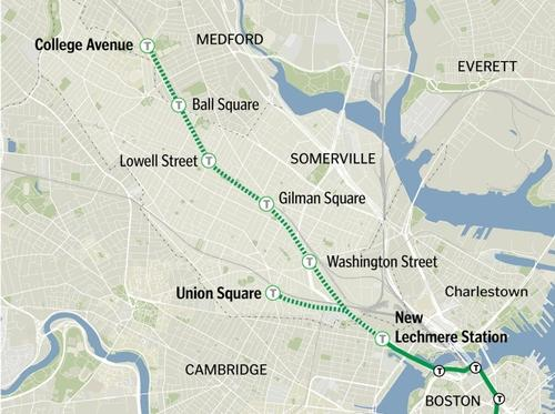 Transit Watch: No Green Line Extension?! A Lot of People Are Worried