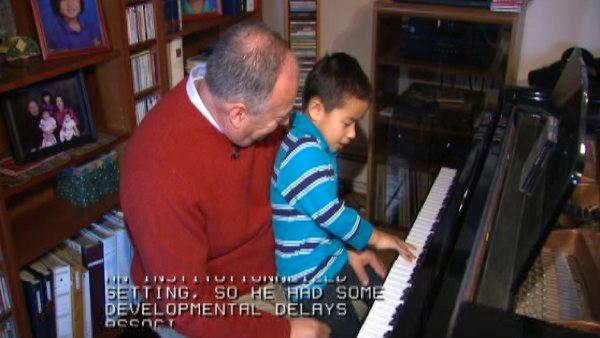 Program helps families adopt foreign special-needs children