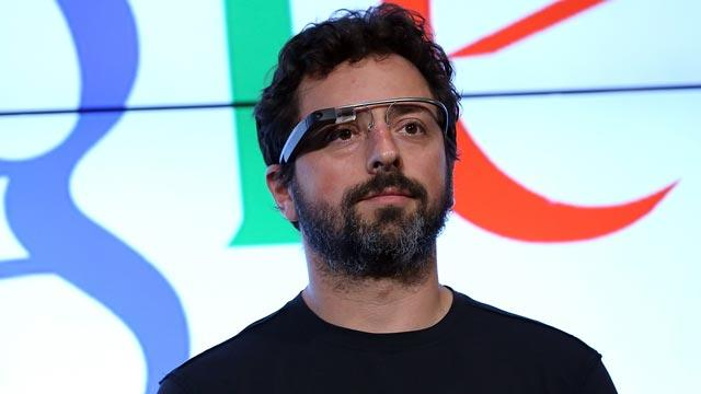 'Emasculating': Sergey Brin Says Google Glass Outdoes Smartphones