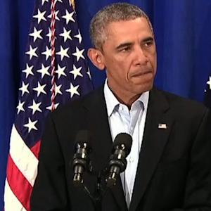 Obama: Foley Murder 'Shocks the Conscience'