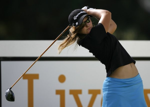 Ernst wins LPGA's Portland Classic in playoff