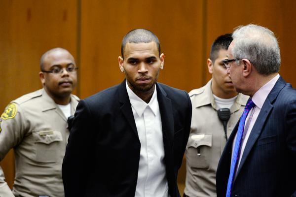 Chris Brown Pleads Not Guilty to Assault Charge